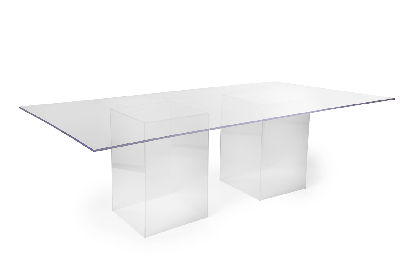 Exceptional Ghost Tables; Ghost Tables